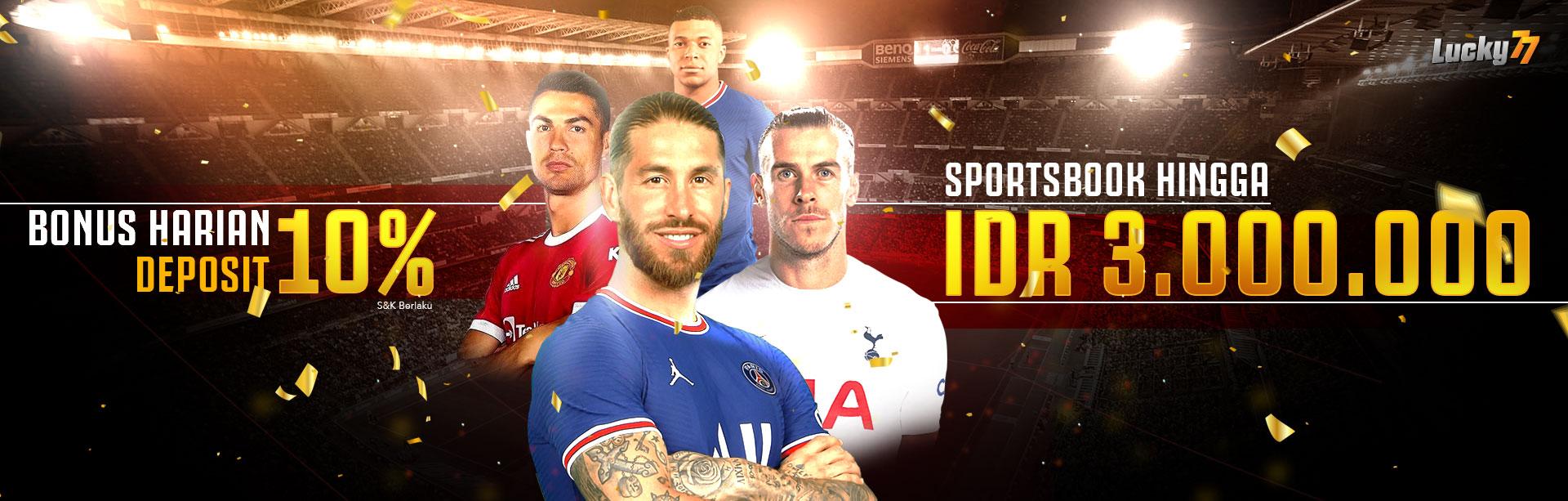 Bonus Harian Sportbook!